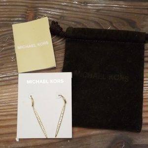 MICHAEL KORS MATCHSTICK EARRINGS